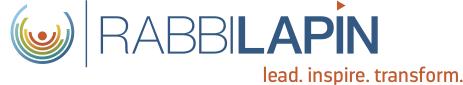 RabbiLapin.com